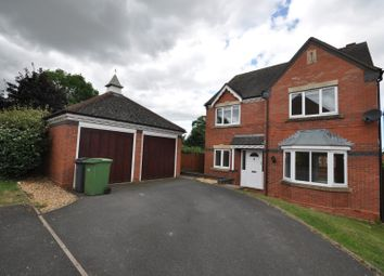 Thumbnail 4 bed detached house to rent in Campbell Close, Bridgnorth