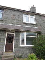 Thumbnail 4 bed terraced house to rent in Orchard Road, Aberdeen