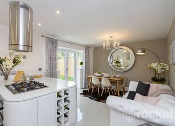 Thumbnail 5 bed detached house to rent in Turnberry Drive, Trentham, Stoke-On-Trent