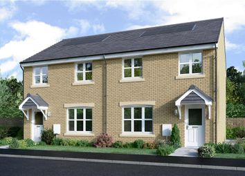 "Thumbnail 3 bed mews house for sale in ""Meldrum Mid"" at Auchinleck Road, Robroyston, Glasgow"