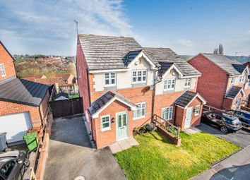 Thumbnail 3 bed semi-detached house for sale in Borrowdale Crescent, Leeds