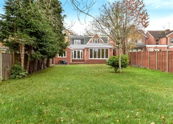 Thumbnail 4 bed detached house for sale in Pinewood Avenue, Crowthorne, Berkshire