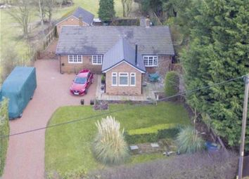 Thumbnail 3 bed detached house for sale in Station Road, Chirk, Wrexham