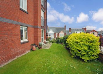 Thumbnail 2 bed flat for sale in Montpelier Court, Exeter