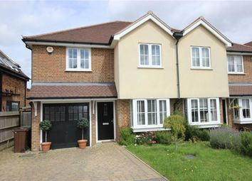 Thumbnail 5 bed semi-detached house for sale in Park Mount, Harpenden, Hertfordshire