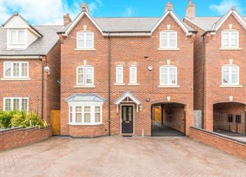 Thumbnail 4 bed detached house for sale in Cardinal Close, Edgbaston, Birmingham