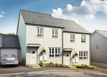 "Thumbnail 3 bed terraced house for sale in ""Maidstone"" at Kimlers Way, St. Martin, Looe"