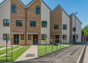 3 bed town house for sale in Plot 10, Cresswell, The Embankment, Scholeys Wharf, Off Leach Lane, Mexborough S64