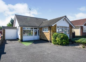 Thumbnail 2 bed bungalow for sale in Wick Estate, Southend-On-Sea, Essex