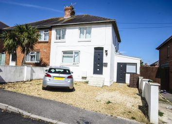 Thumbnail 3 bedroom semi-detached house to rent in Shirecroft Road, Weymouth