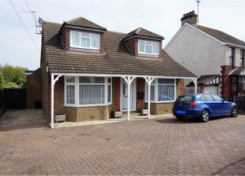 Thumbnail 4 bed property for sale in Minster Road, Sheerness