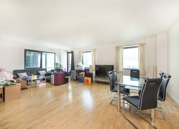 Thumbnail 2 bed flat to rent in Discovery Dock Apartments East, 3 South Quay Square, London