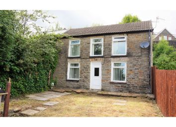 Thumbnail 3 bedroom end terrace house for sale in Llewellyn Terrace, Tonypandy