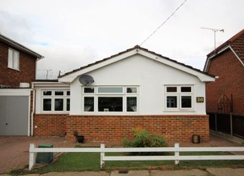 Thumbnail 2 bed detached bungalow for sale in Metz Avenue, Canvey Island