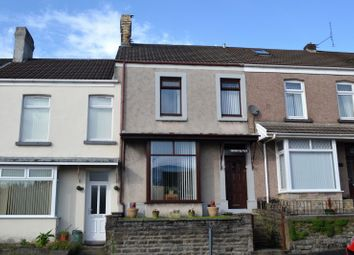 Thumbnail 3 bed terraced house for sale in Danygraig Road, Port Tennant, Swansea