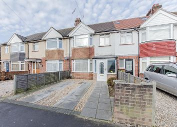 Thumbnail 3 bedroom terraced house for sale in Northbrook Road, Broadwater, Worthing
