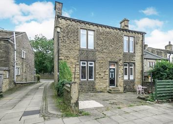 Thumbnail 3 bed terraced house for sale in Town End, Golcar, Huddersfield