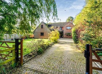 Thumbnail 5 bed detached house for sale in Cook Road, Holme Hale, Thetford