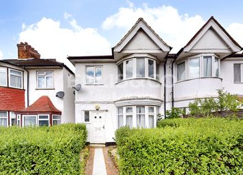 Thumbnail 4 bed semi-detached house for sale in Golders Manor Drive, London