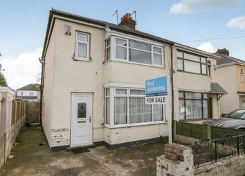 Thumbnail 3 bed semi-detached house for sale in Wolseley Road, Bilston