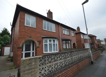 Thumbnail 3 bed semi-detached house for sale in St. Marks Street, Wakefield