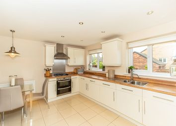 Thumbnail 5 bed detached house for sale in Queen Street, Great Preston, Leeds