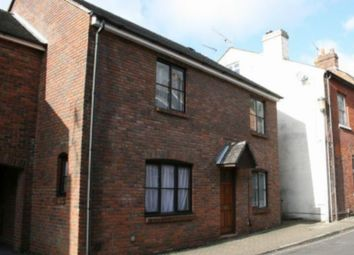 Thumbnail 2 bedroom terraced house to rent in St. Johns Street, Winchester