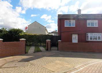 Thumbnail 3 bed semi-detached house for sale in Carnforth Crescent, Grimsby