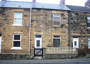 Thumbnail 2 bed terraced house to rent in Railway Street, Annfield Plain