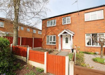 Thumbnail 3 bed end terrace house for sale in Teal Grove, Birchwood, Warrington, Cheshire