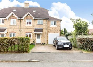 Thumbnail 5 bed semi-detached house for sale in Heritage Close, Sunbury-On-Thames