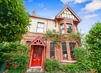 Thumbnail 8 bed detached house for sale in Denbigh Road, London