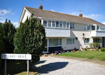Thumbnail 2 bed flat for sale in West Yelland, Barnstaple