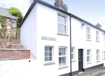 Thumbnail 3 bed end terrace house for sale in Bridgerule, Holsworthy