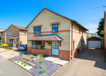 Thumbnail 4 bed detached house for sale in Neuville Way, Desborough