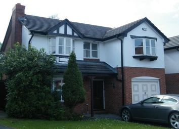 Thumbnail 4 bed detached house to rent in Knightswood, Bolton