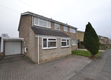 Thumbnail 3 bed semi-detached house for sale in Abbey Road, Witney, Oxfordshire