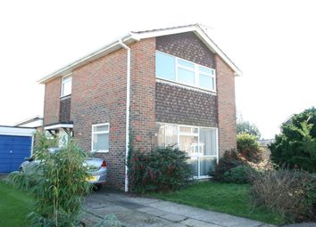 Thumbnail 4 bedroom detached house to rent in Kithurst Close, Goring, Worthing