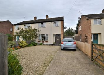 Thumbnail 3 bed semi-detached house for sale in Murcott Road, Upper Arncott, Bicester