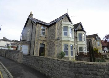 Thumbnail 2 bed property for sale in Milton Road, Weston-Super-Mare