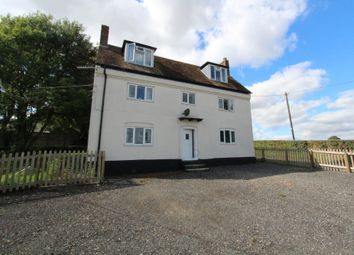 Thumbnail 4 bed detached house to rent in West Tisted, Alresford