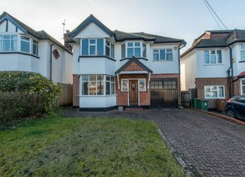 Thumbnail 4 bed detached house for sale in Carleton Avenue, Wallington