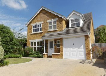 Thumbnail 5 bed detached house to rent in Danehurst Close, Egham