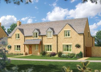 "Thumbnail 5 bed detached house for sale in ""The Malmesbury"" at Kemble, Gloucestershire, Kemble"