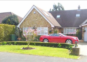Thumbnail 3 bed detached bungalow for sale in Bucknalls Drive, Bricket Wood, Herts