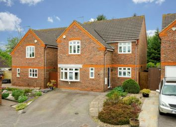 Thumbnail 4 bed property for sale in Peppard Close, Redbourn, St.Albans