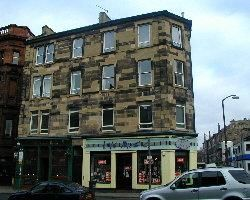 Thumbnail 4 bed flat to rent in Leven Street, Edinburgh