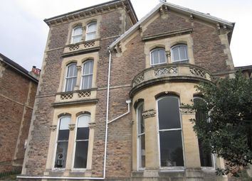 Thumbnail 2 bed flat to rent in Upper Belgrave Road, Clifton, Bristol