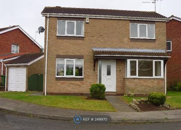 Thumbnail 3 bed detached house to rent in Forest Hill Road, Worksop