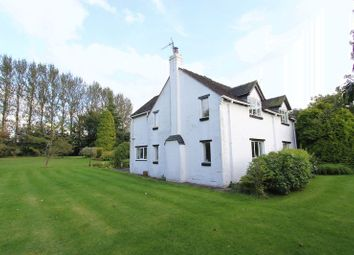 Thumbnail 3 bed detached house for sale in Heath Road, Whitmore, Newcastle-Under-Lyme